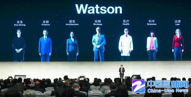 陈黎明介绍Waston计算机系统