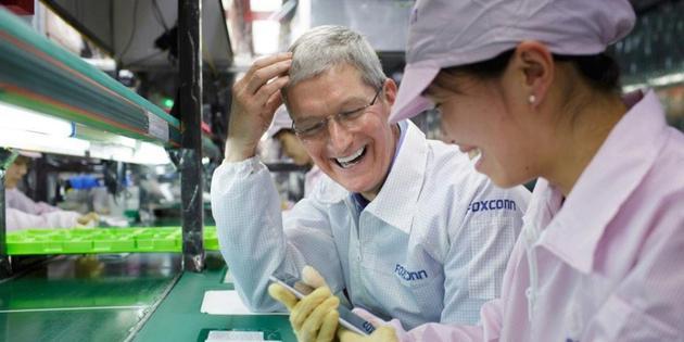 苹果要求富士康及和硕联合探索在美生产iPhone可能