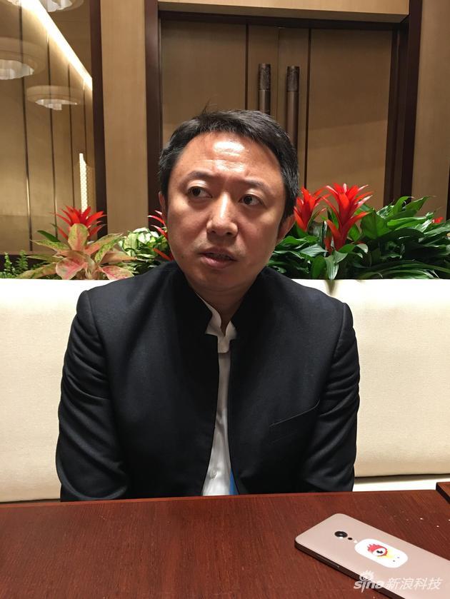 新浪科技专访一点资讯CEO李亚