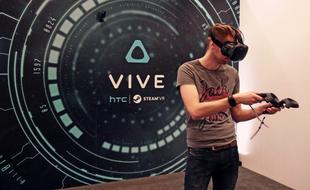 HTC成立100亿元VR投资基金