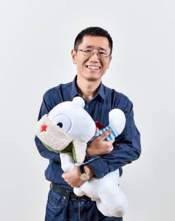 负责小米生态链的刘德,还是小米的党委书记 摄影:史小兵