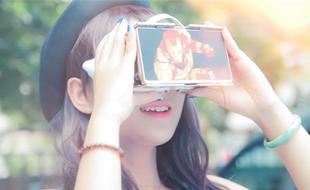 微软发布的VR眼镜或只需集成显卡