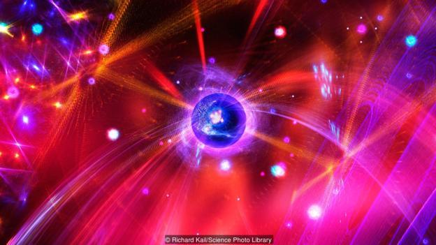 量子世界是模糊和不确定的