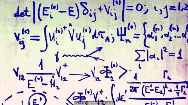 宇宙的根源可能正是数学