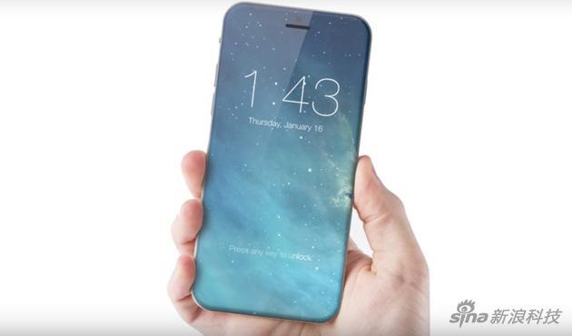 全玻璃外壳的iPhone其实已经被想象了好几年