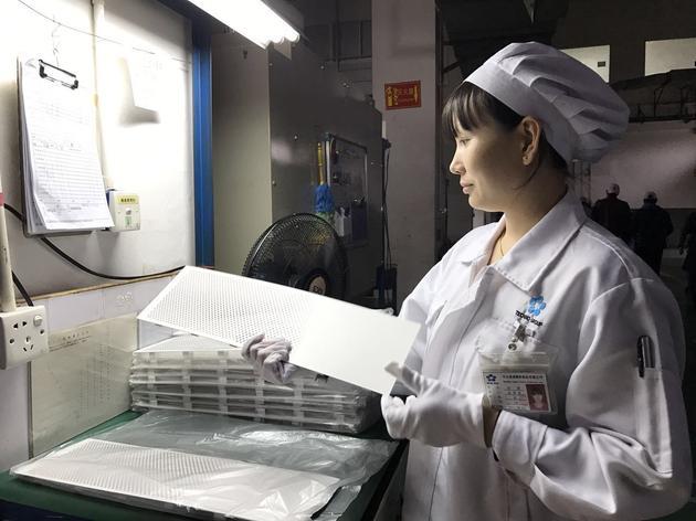 从小米空气净化器工厂揭秘