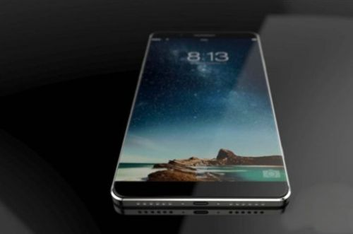 iPhone 8概念图曝光:回归iPhone 4造型 隐藏实体键