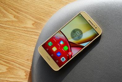 Moto M真机图赏