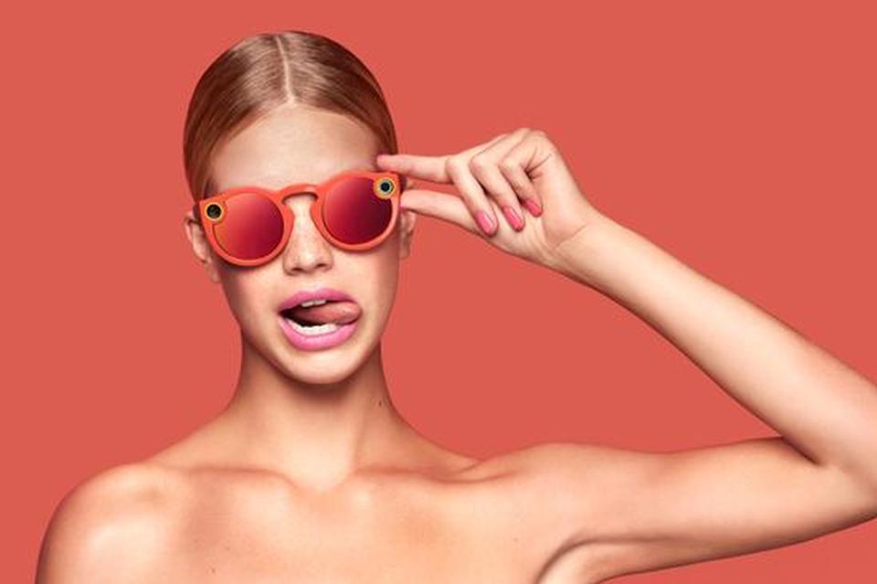 瞬间席卷美国网络,就因为这个眼镜能拍照?