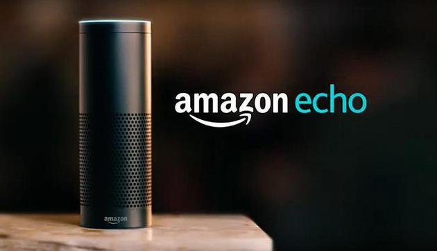 亚马逊Echo智能音箱