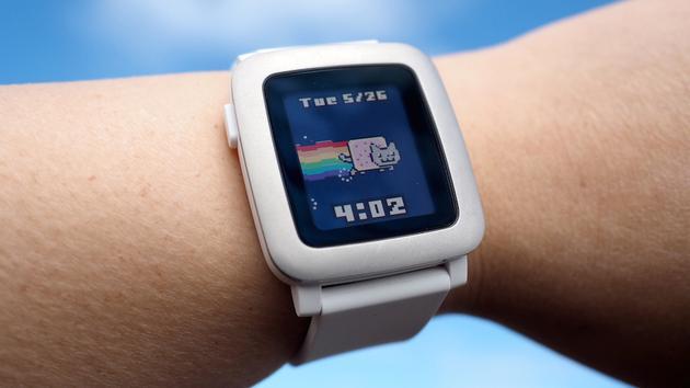 Pebble智能手表