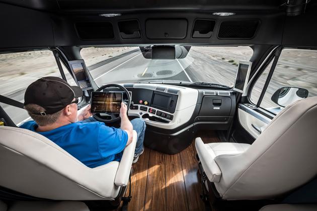自動駕駛技術