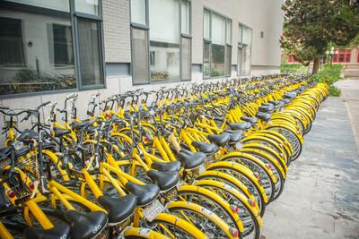 ofo引入居民闲置单车 与700Bike合作车款曝光
