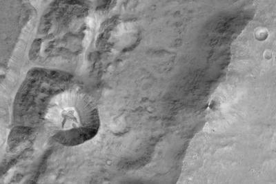 火星微量气体任务卫星传回首批火星照片:明年正式展开研究