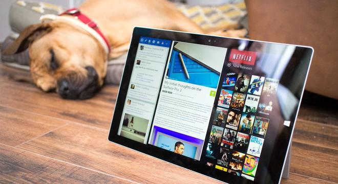 Surface Pro 5配置曝光:4K屏 支持VR