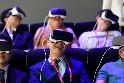 VR或将在多个领域迎来新机会