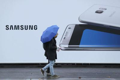 传三星计划在新款GALAXY S8手机上采用全屏设计