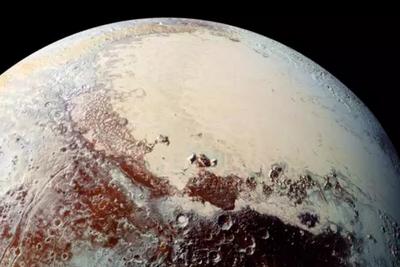 裂缝、冰冻和倾倒——来自冥王星过去的新线索