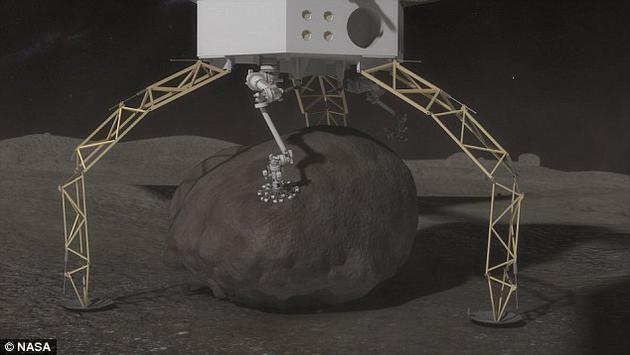 美国宇航局正在开展一系列的计划,其中包括一项小行星重定向使命,目标是发射一艘自动探测器造访一颗小行星,并在轨道上为宇航员们创建一个太空基地