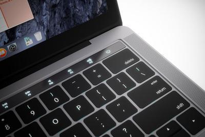 设计失败了?消息称苹果将移除笔记本的Touch Bar