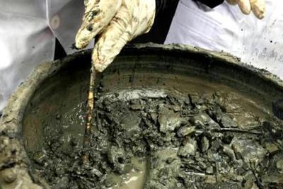 """河南楚墓中发现""""牛肉汤""""? 专家:实为地下渗水"""