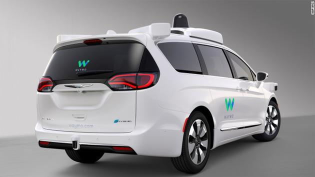 Uber驳斥谷歌母公司旗下Waymo:窃密指控毫无根据