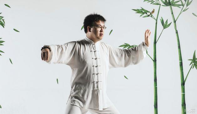 陈大年盛大创业后学习太极拳、并鼓励员工以此习得节奏