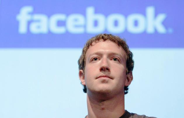 Facebook股票上周连跌5天 小扎:我的10亿美元就这么飞了