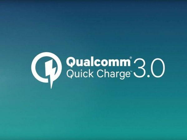 原生QC 3.0快充技术