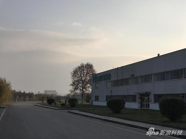 海信贵阳生产基地