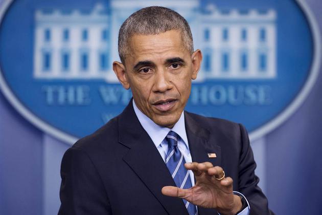 美国现任总统奥巴马