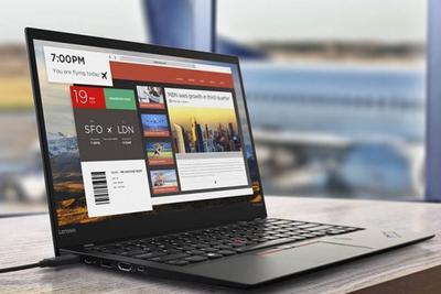 CES2017开展前夕 联想更新ThinkPad X1系列笔记本