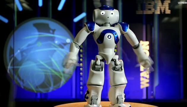 IBM的Watson AI(资料图)