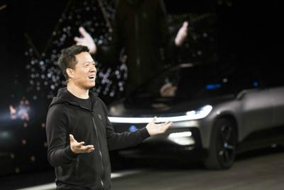 法乐第未来发布首款量产车 预计2018年交车依旧疑点重重