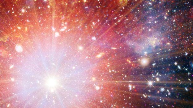 宇宙大爆炸应该产生了数量相同的物质和反物质。
