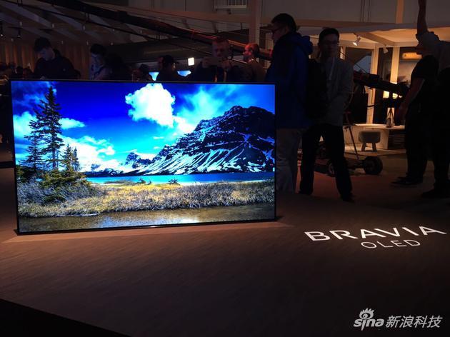 索尼OLED电视
