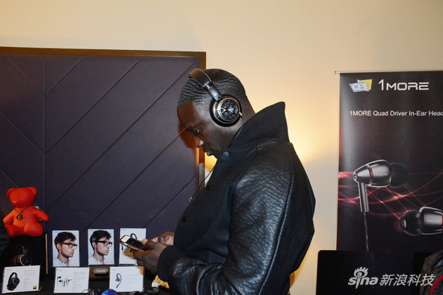 嘻哈巨星Akon