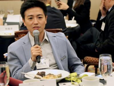 柔宇科技刘自鸿:科技创新都有振荡期