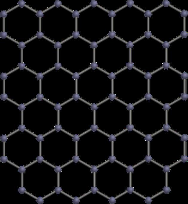 石墨烯新结构形似海绵比铁硬:密度仅为铁的5%