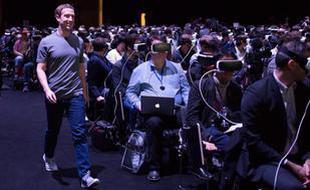 Oculus被诉窃取专利:或断送VR开拓者美誉
