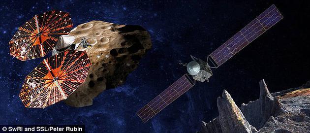 """美国宇航局近日公布了两项大胆的计划,如果得以顺利实施,将极大地拓展我们对于太阳系形成过程的认识。这两项计划分别名为""""露西""""(Lucy)计划和""""灵神星""""(Psyche)计划"""