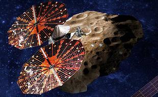 NASA新探测计划:飞往全金属小行星