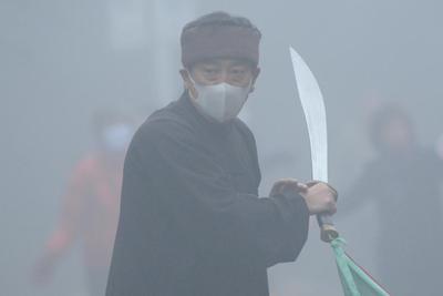 北京市卫计委:正研究雾霾与肺癌之间的关系