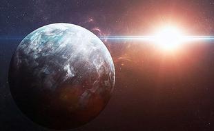 """科学家称""""第九大行星""""或为流浪行星"""