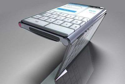 微软获得新专利:可折叠手机展开就是平板电脑