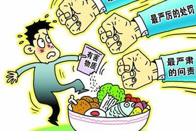 食药监总局:逾三成不合格样品超量使用添加剂