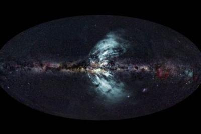 """击穿银河系的超音速""""子弹""""现身:极有可能是""""流浪黑洞"""""""