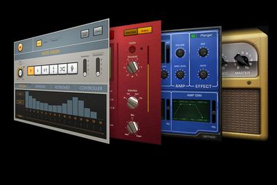 苹果公司更新旗下两款音乐创作app 添加新功能
