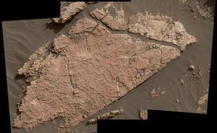 好奇号火星探测器发现新火星有水证据
