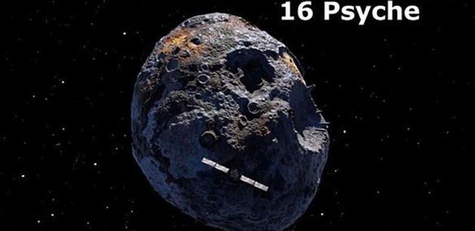 3.7亿公里外的这颗小行星价值惊人:能使全球经济崩盘
